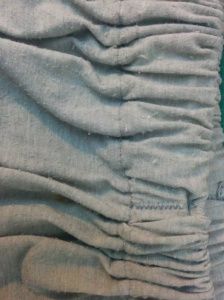 Linty fabric