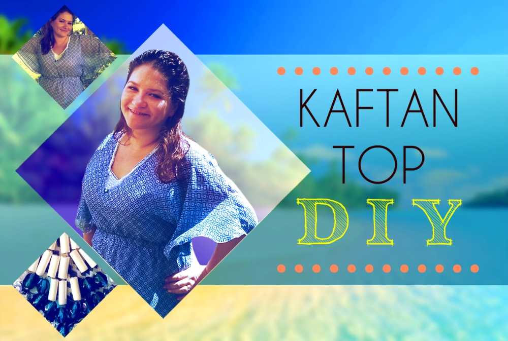 DIY: Kaftan Top (1/6)