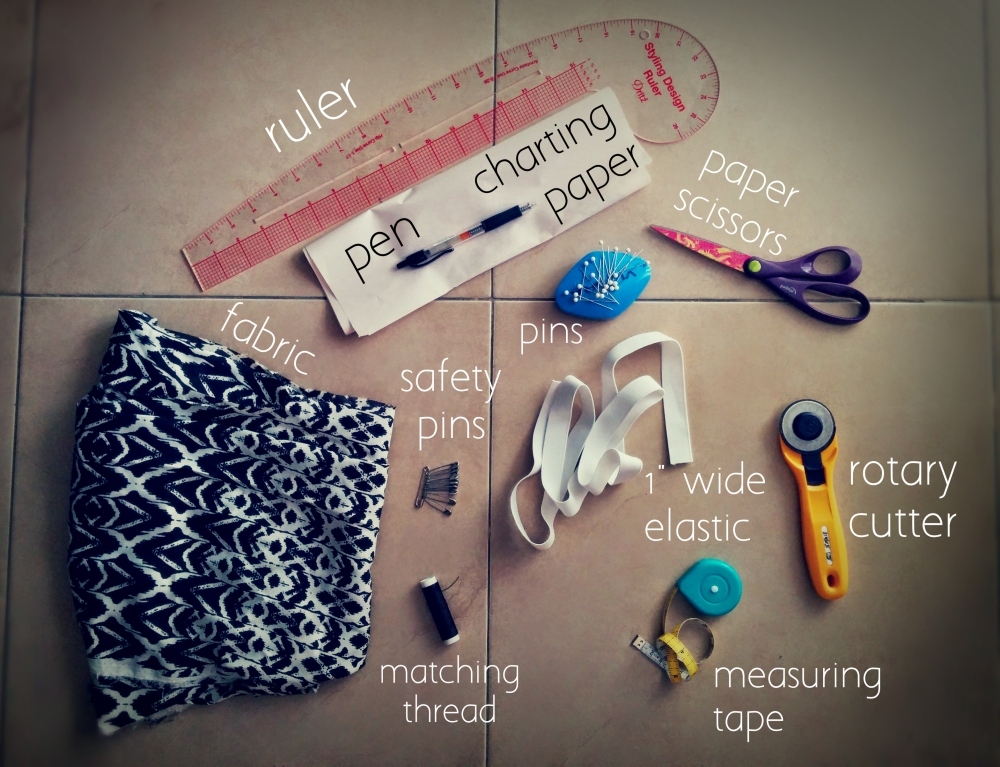 DIY: Summer Midi Dress (3/6)