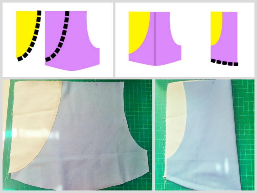 DIY: Sure Trouser Shorts (5/6)