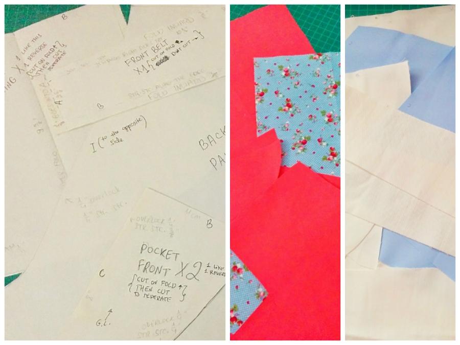 Pattern -> Fabric