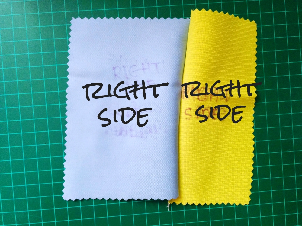 Quick Tip: French Seams (3/5)
